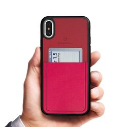 신지파우치케이스 SPC 아이폰XS MAX 카드수납 스마트폰케이스