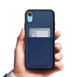 신지파우치케이스 SPC 아이폰XR 카드수납 스마트폰케이스