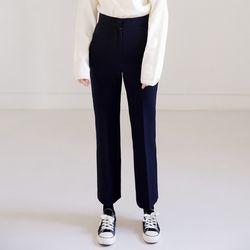 FORMAL SLIM SLACKS (NAVY)