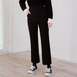 FORMAL SLIM SLACKS (BLACK)