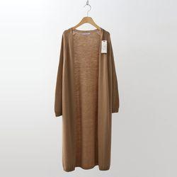 Hoega Cashmere Wool Long Cardigan