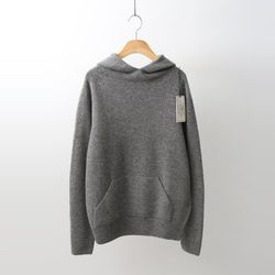 Hoega Cashmere Wool Hood Sweater