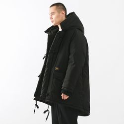 18fw 플루크 D-RING OVER 패딩점퍼 FPJ019C109  2color
