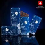 스위스에서 온 여성을 위한 초콜릿