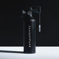 인스턴트펑크 베이직블랙 소화기 (분말 1.5KG) 차량용 소화기