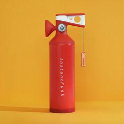 인스턴트펑크 베이직레드 소화기 (분말 1.5KG) 차량용 소화기