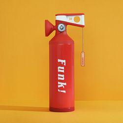 인스턴트펑크 빅펑크 소화기 (분말 1.5KG) 차량용 소화기