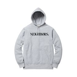 NBH102 네이버스 텍스트 후드 - 3 컬러