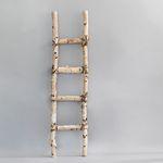 자작나무 사다리(높이-100cm)