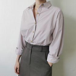 베이직 컬러링 셔츠 (5-COLORS)