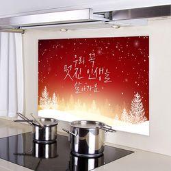 감성 디자인보드 Winter Story 03 (60x60cm)