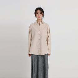 corduroy basic shirt (3colors)