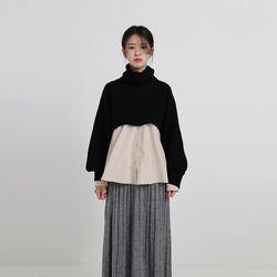 splendid short pola knit (4colors)