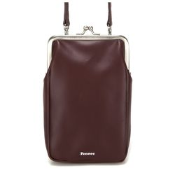 FENNEC FRAME MINI BAG - WINE