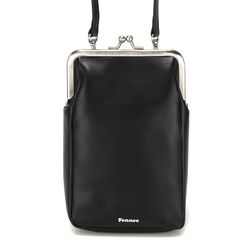 FENNEC FRAME MINI BAG - BLACK