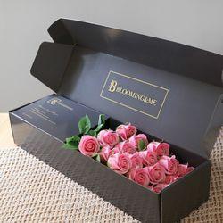 블루밍 플라워 박스(비누꽃 장미 20송이)