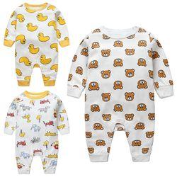 아기자기한 동물 우주복(0-24개월) 203696