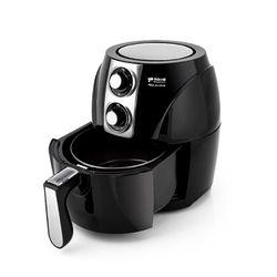 키친아트 럭시 피터 에어프라이어 2.8L PK-531 블랙