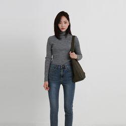 natural golgi slim knit (7colors)