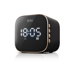 [무료배송] 브리츠 BZ-V660  블루투스 시계알람 FM라디오 스피커