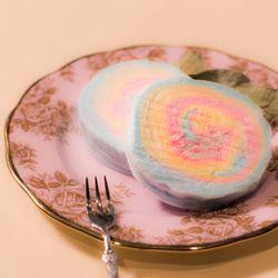 썰어먹는 솜사탕 소미롤 선물set(플레인1개+딸기1개)