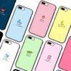 두근두근 고백시리즈 미러카드 범퍼케이스.아이폰7(8)플러스공용