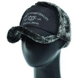 [더그레이]ECO25.남성 귀달이 털 겨울 방한 캡모자