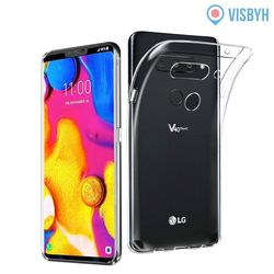 LG V40 에어핏 클리어 케이스 2개