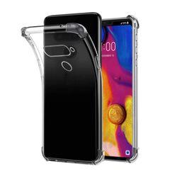LG V40 클리어 에어쿠션 케이스 2개