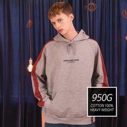 [기모] Crump line hoodie (CT0170-1)