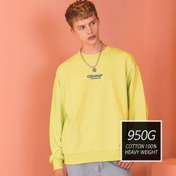 [기모] Crump CIL sweat shirt (CT0172-2)