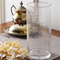 물방울 원형유리꽃화병