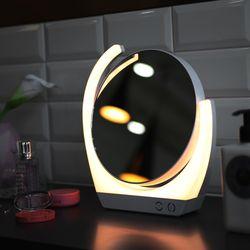 무아스 문라이트 LED 미러 - 화사한 메이크업 미러 & 무드등