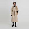 basic double boxy coat (2colors)
