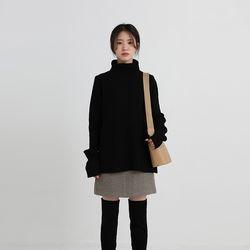 mirror golgi pola knit (3colors)