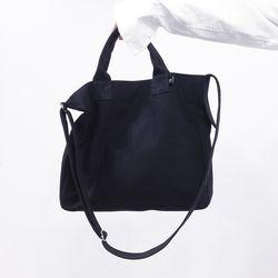 227 이이칠 ON01 : BIG 3 WAY BAG [ NAVY ]