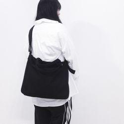 227 이이칠 ON01 : BIG 3 WAY BAG [ BLACK ]