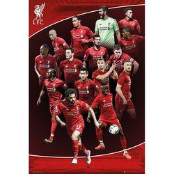 SP1536 리버풀 플레이어 18-19 (61X 91)(포스터만)