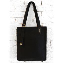 BLACK SIDE- SHOULDER BAG