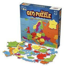 직소퍼즐 58조각 지오퍼즐 유럽 지도