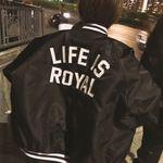 RLWD301 로얄라이프 스타디움 팀 자켓-3 컬러