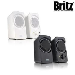 브리츠 2채널 스테레오 북쉘프 스피커 BZ-560S