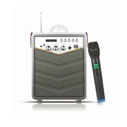넥스트네트워크 미러볼 블루투스 마이크 스피커 NEXT-BT30AMP