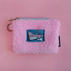 COTTON CANDY POUCH Pink