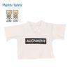 메디테디(GOMI DORI) 옵션9.얼라이먼트 티셔츠