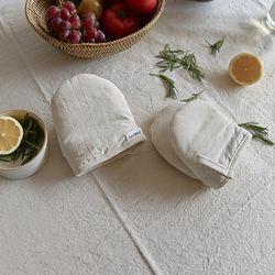 [cotton cloth series] mini gloves