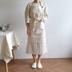 [cotton cloth series] apron