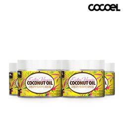 오가닉 엑스트라버진 코코넛오일 60ml 4병