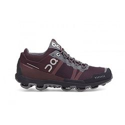 [On] Cloudventure Midtop (여성용) - mulberry grey
