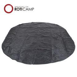 캐노피 팝업텐트 그라운드시트 4인용 방수포 캠핑 용품